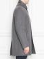 Пальто из кашемира на пуговицах Herno  –  МодельВерхНиз2
