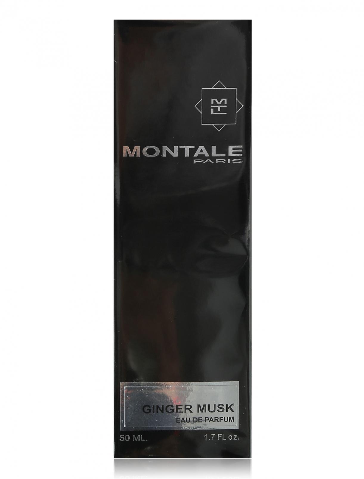 Парфюмерная вода Ginger Musk Montale  –  Общий вид