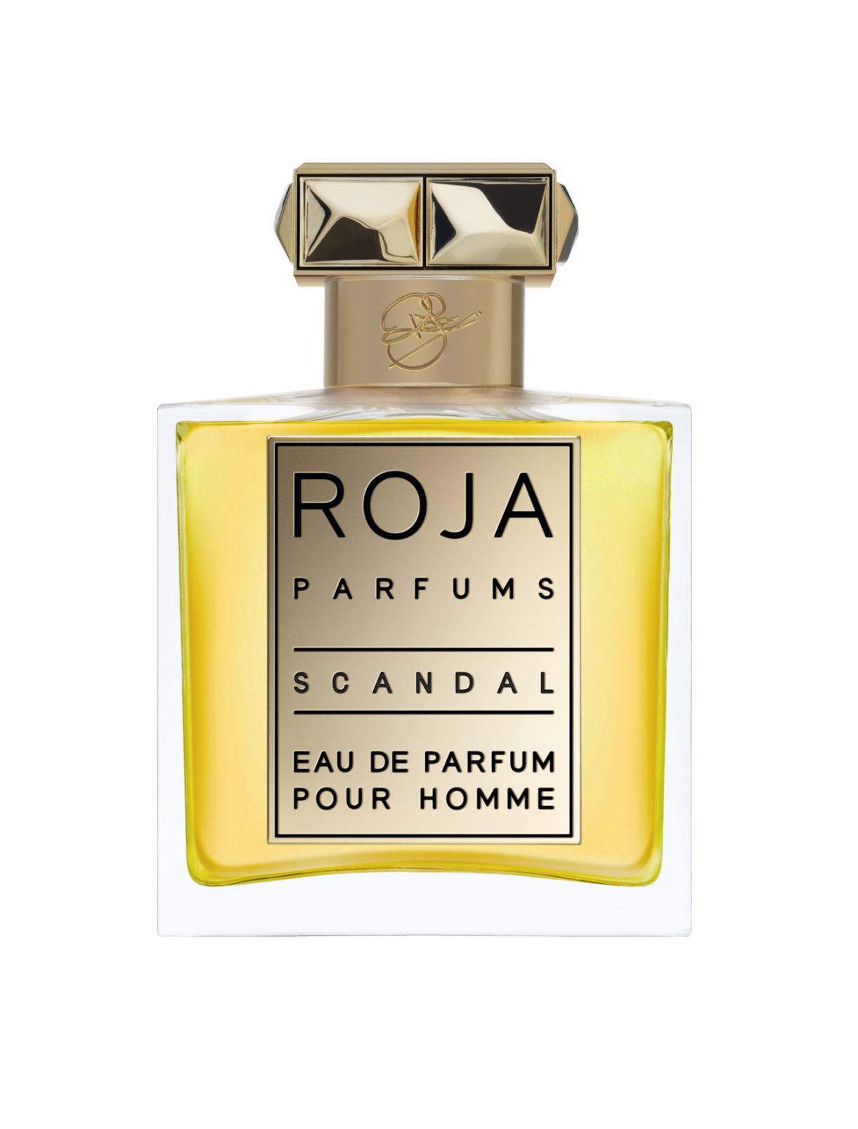Парфюмерная вода 50 мл Scandal Pour Homme Roja Parfums  –  Общий вид