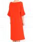 Платье-миди из смешанного хлопка свободного фасона Jil Sander  –  Модель Верх-Низ1