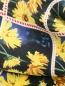 Шарф из шелка с цветочным узором Paul Smith  –  Деталь1