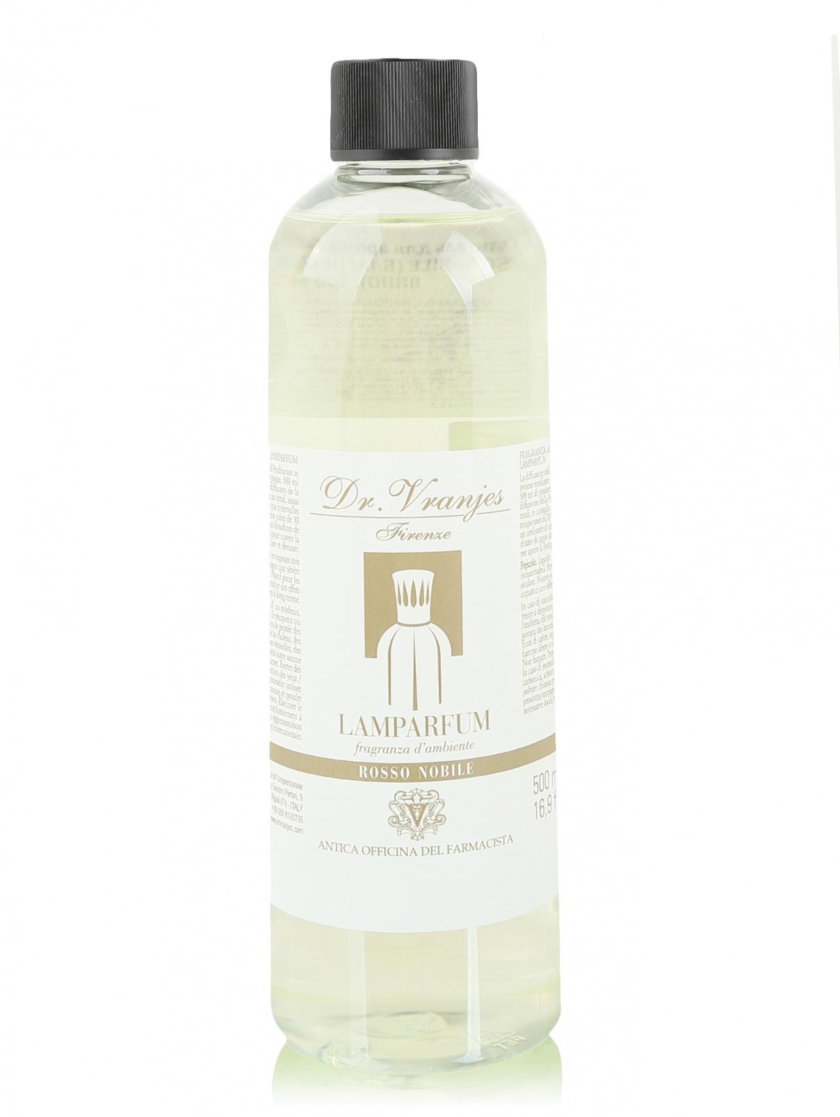 Рефил для аромалампы 500 мл Rosso Nobile, Home Fragrance Dr. Vranjes  –  Общий вид