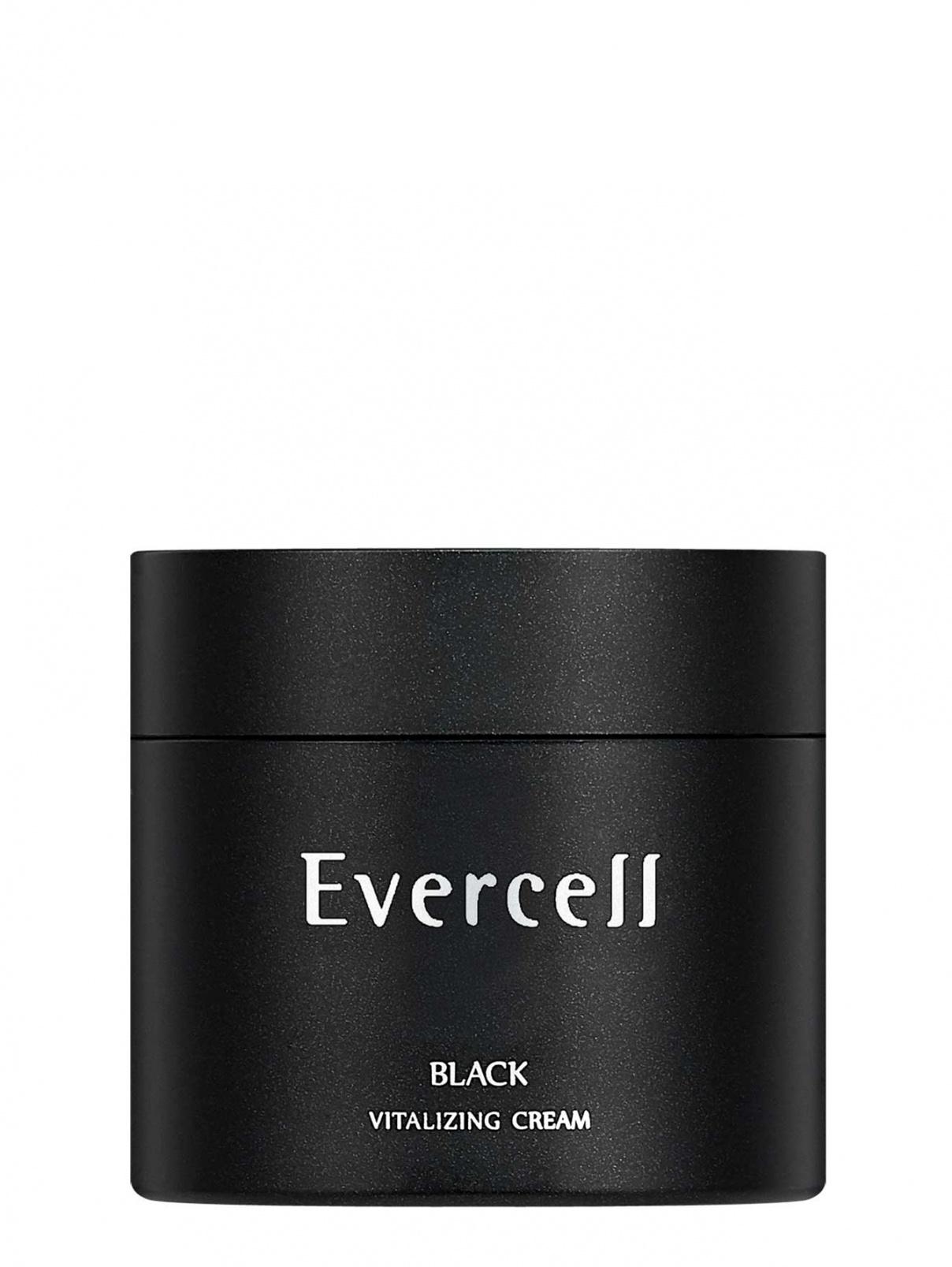 Восстанавливающий клеточный крем Black Vitalizing Cream, 50 мл Evercell  –  Общий вид