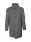 Пальто из кашемира на пуговицах Herno  –  Общий вид