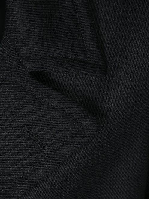 Бушлат из шерсти - Деталь