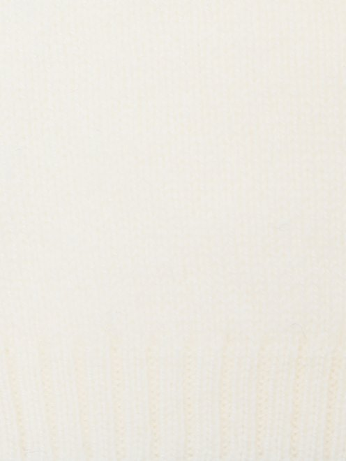 Костюм из кашемира с рисунком Kyo - Деталь