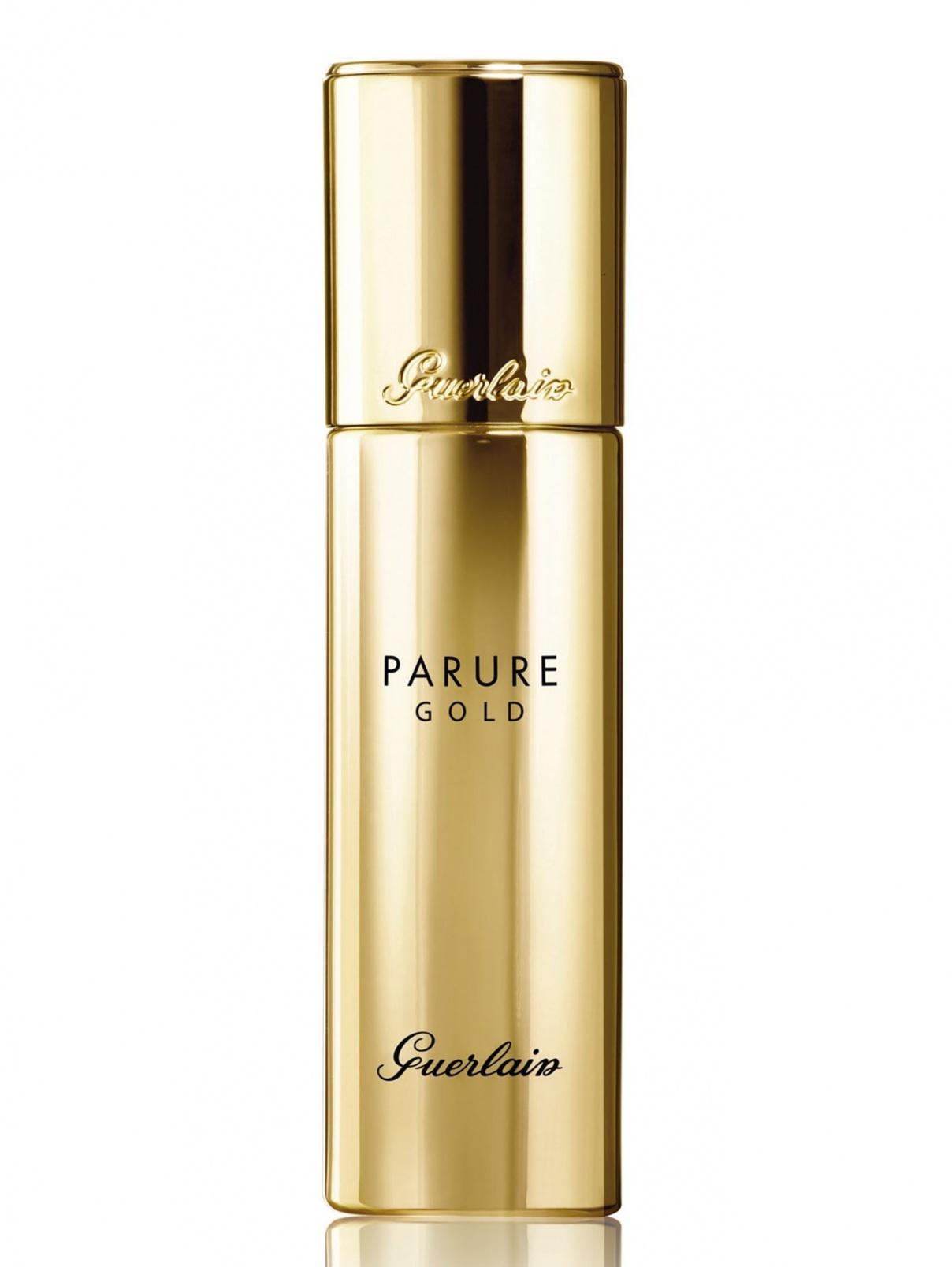 Стойкое тональное средство Parure Gold, 12 Розоватый бежевый, 30 мл Guerlain  –  Общий вид