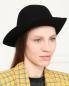 Шляпа из шерсти с декоративной деталью Borsalino  –  МодельОбщийВид