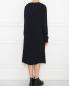 Платье свободного кроя из вискозы и купро Maison Martin Margiela  –  МодельВерхНиз1