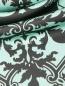 Платок из шелка с узором Etro  –  Деталь