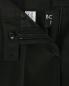 Прямые брюки из шерсти Moschino Boutique  –  Деталь2