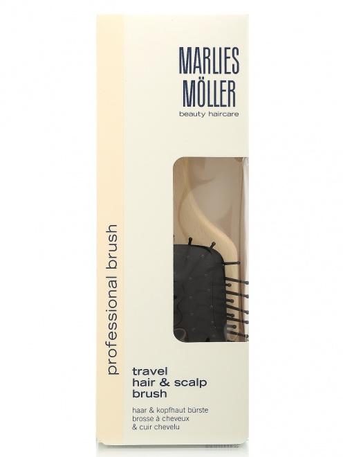 Щетка массажная маленькая - Brushes Marlies Moller - Общий вид