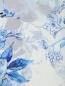 Широкий шарф с цветочным узором Marina Rinaldi  –  Деталь1