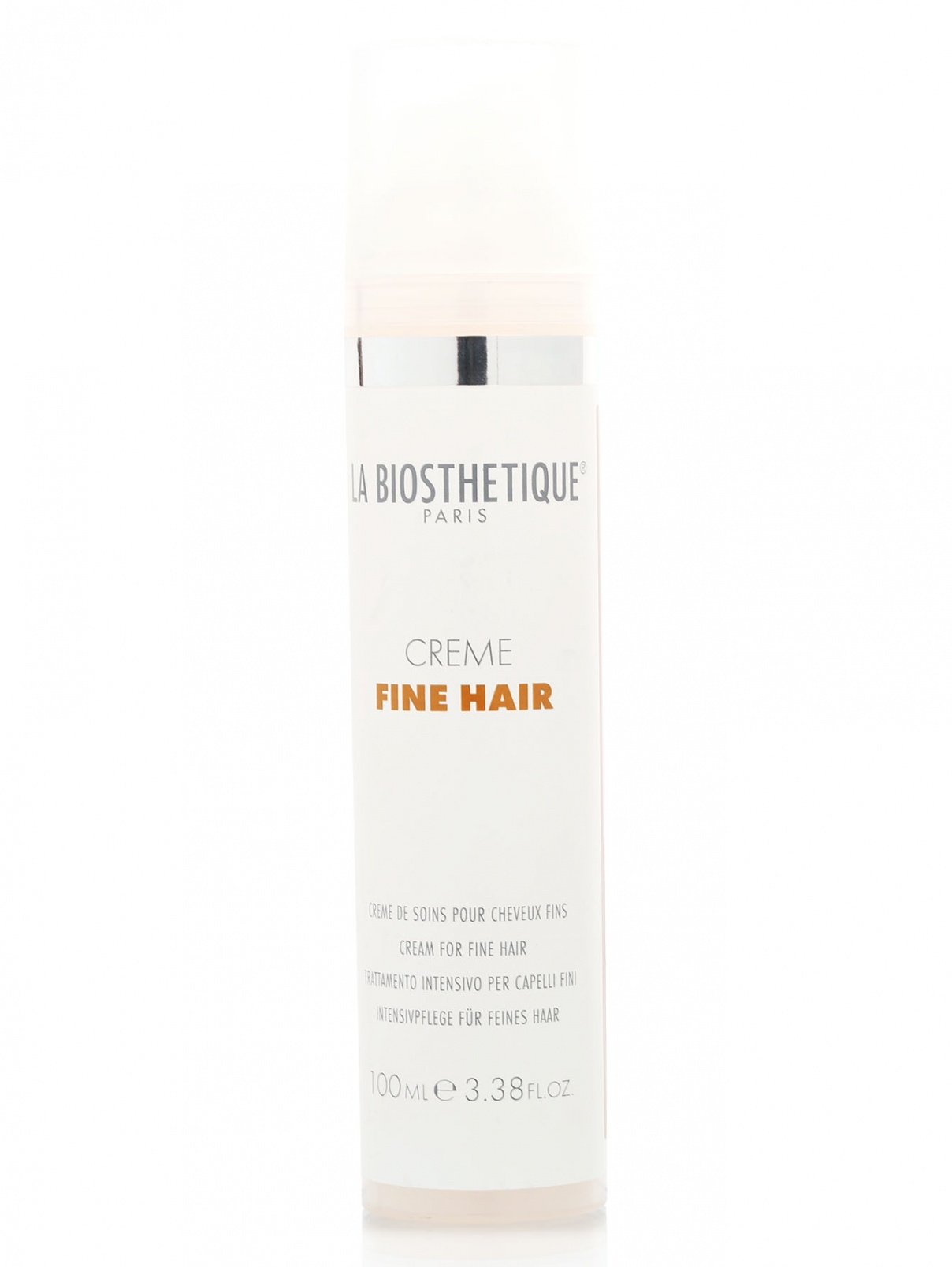 Кондиционер-маска для тонких волос - Hair Care, 100ml La Biosthetique  –  Общий вид