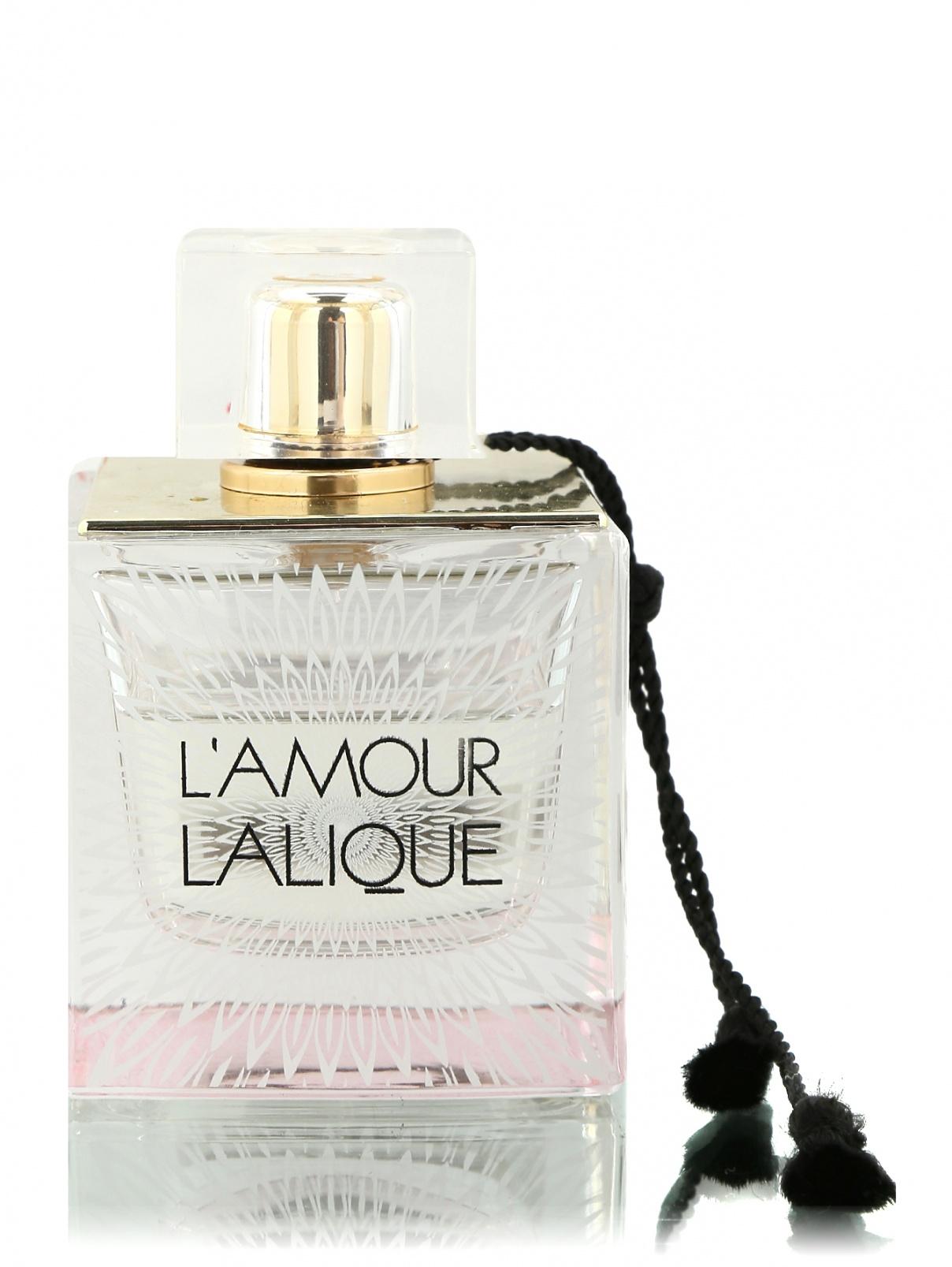 Парфюмерная вода 50 мл cпрей L'Amour De Lalique Lalique  –  Общий вид