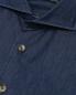 Джинсовая рубашка из хлопка LARDINI  –  Деталь