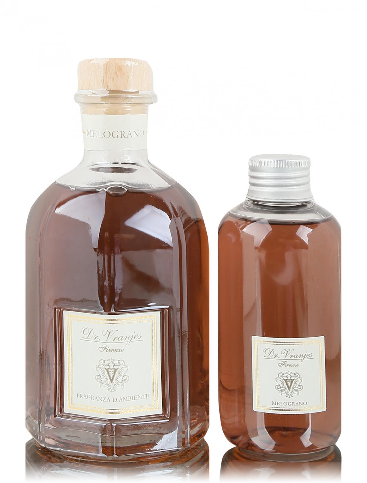 Набор Melograno 250 мл с наполнителем 150 мл Home Fragrance Dr. Vranjes  –  Общий вид