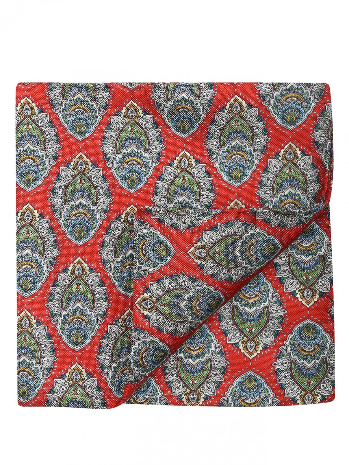 Платок карманный из шелка Eton  –  Общий вид