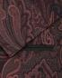 Пиджак из шерсти и шелка с узором Isaia  –  Деталь