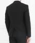 Пиджак с контрастными вставками и накладными карманами Alexander McQueen  –  Модель Верх-Низ1