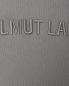 Толстовка из хлопка Helmut Lang  –  Деталь