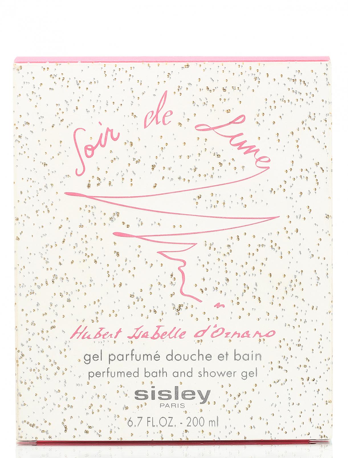 Гель для ванны и душа - Soir De Lune, 200ml Sisley  –  Модель Общий вид