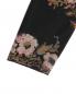 Трикотажное платье из смесовой шерсти с цветочным принтом Etro  –  Деталь1