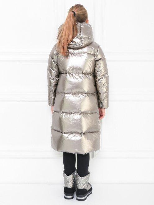 Куртка удлиненная на пуховом подкладе - МодельВерхНиз1