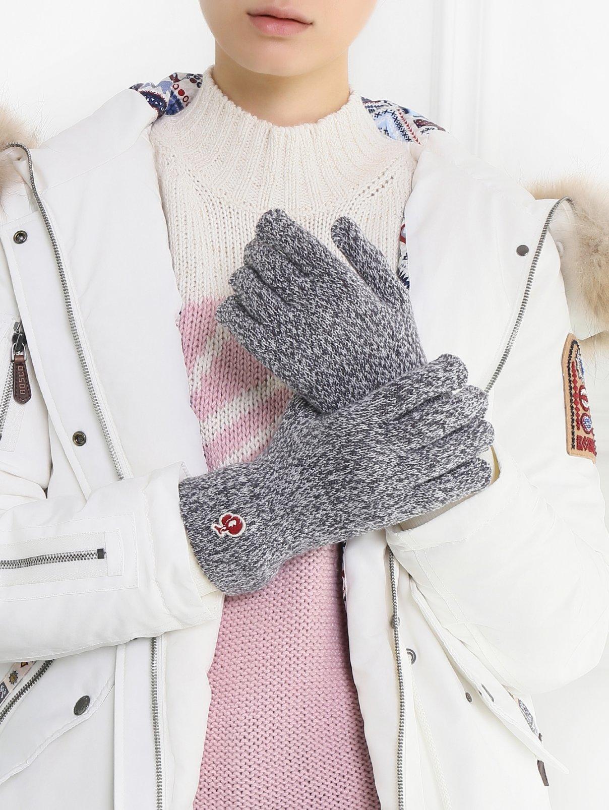 Перчатки из смешанной шерсти Bosco Fresh  –  Модель Общий вид