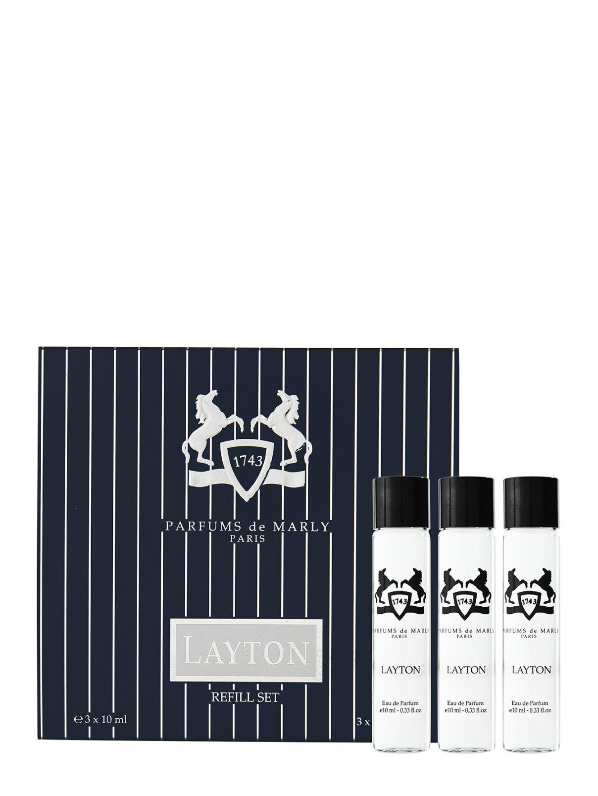 Парфюмерная вода 3*10 мл Layton Parfums de Marly  –  Общий вид