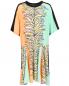 Платье свободного кроя с узором Antonio Marras  –  Общий вид