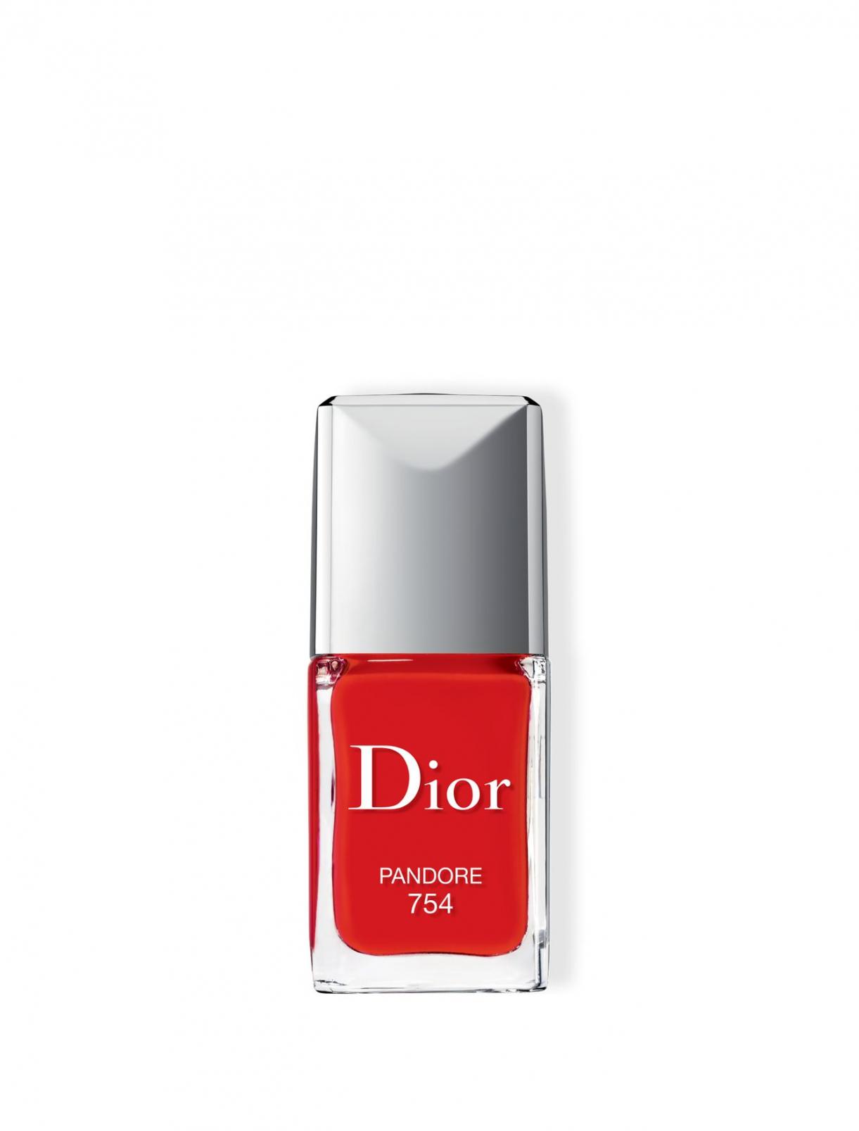 Лак для ногтей - №754 Пандора, Rouge Dior Vernis, 10ml Dior  –  Общий вид