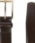 Ремень из гладкой кожи Brooks Brothers  –  Деталь