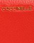 Кошелек из кожи на молнии Coccinelle  –  Деталь