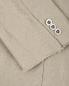 Пиджак однобортный из льна и хлопка с аппликацией Ermanno Scervino  –  Деталь