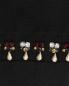 Джемпер из вискозы, декорированный стразами Marina Rinaldi  –  Деталь1