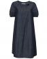 Платье из денима с декором из бисера Max Mara  –  Общий вид