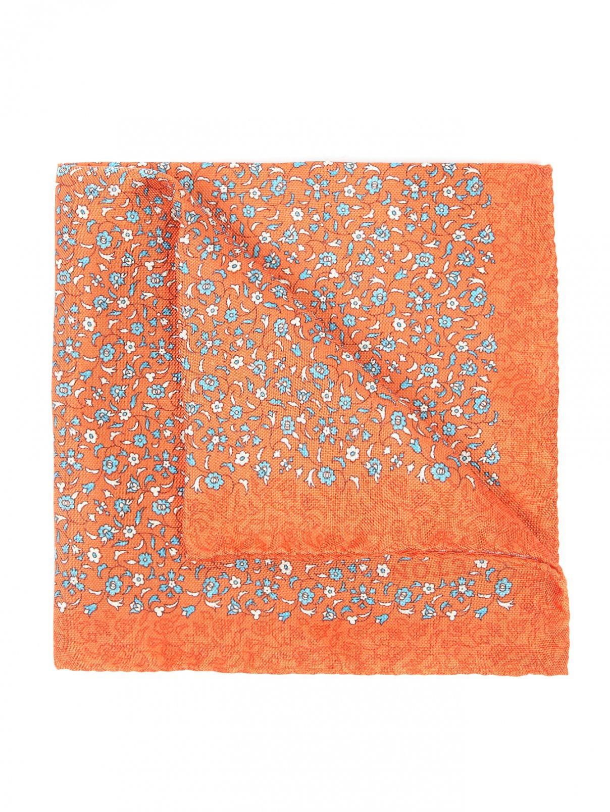 Платок из шелка с узором Eton  –  Общий вид