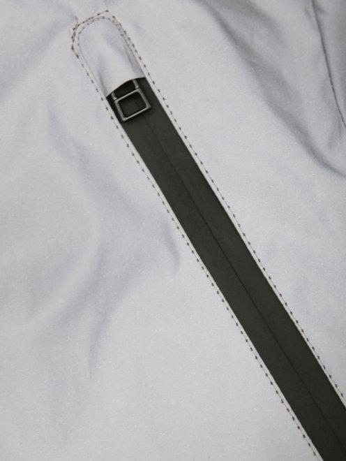 Куртка с накладными карманами - Деталь1