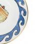 Набор кофейный из двух чашек и двух блюдец с узором Richard Ginori 1735  –  Деталь