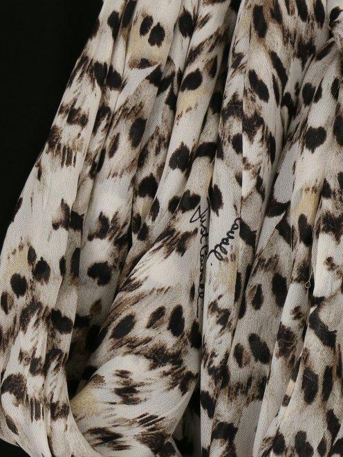 Блуза из шелка  - Деталь