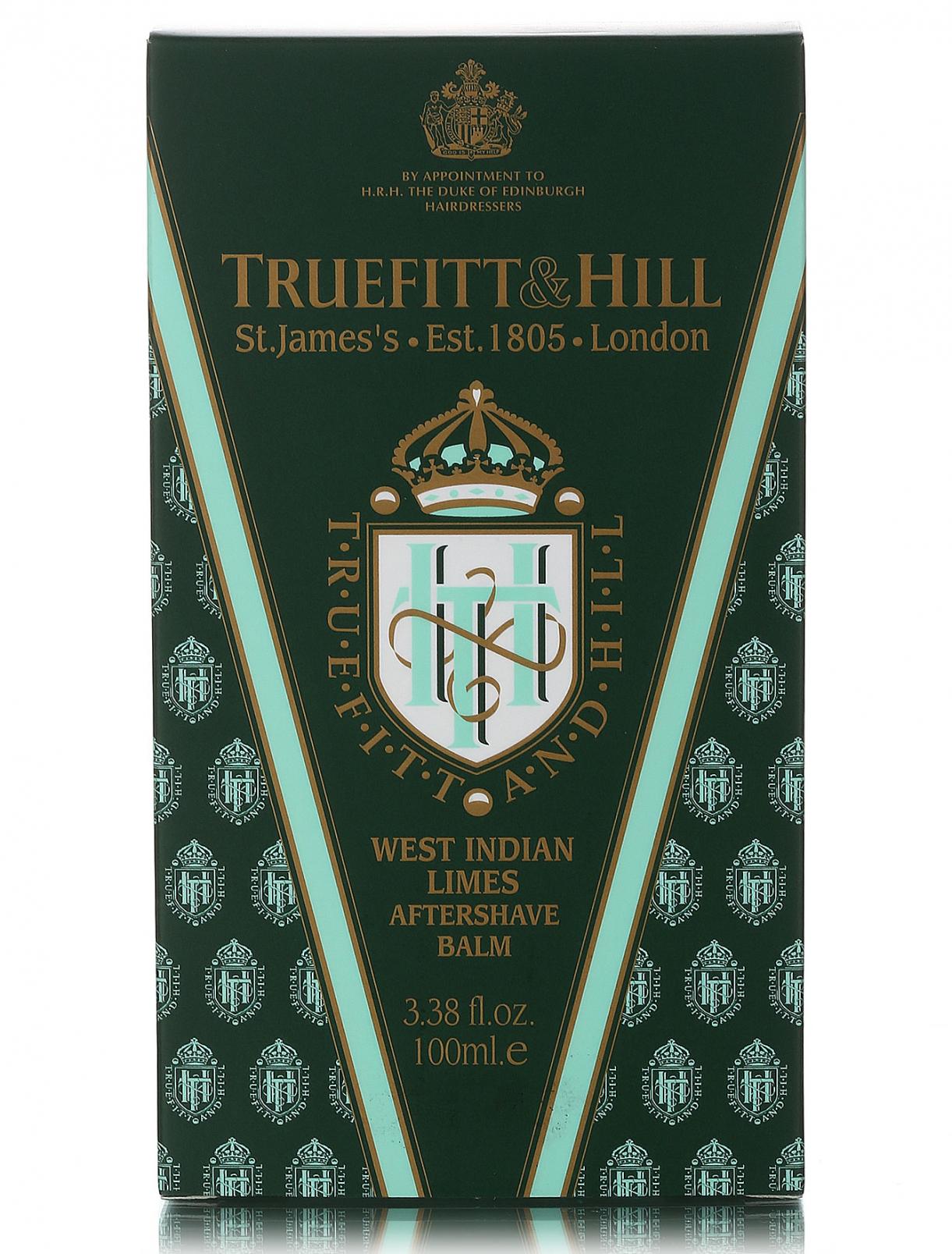 Бальзам после бритья - West indian limes, 100ml Truefitt & Hill  –  Модель Общий вид