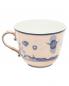 Чашка для кофе из фарфора с узором Richard Ginori 1735  –  Обтравка2
