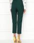 Укороченные брюки из шерсти Paul Smith  –  МодельВерхНиз1