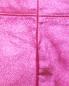 Юбка миди из кожи Moschino Boutique  –  Деталь