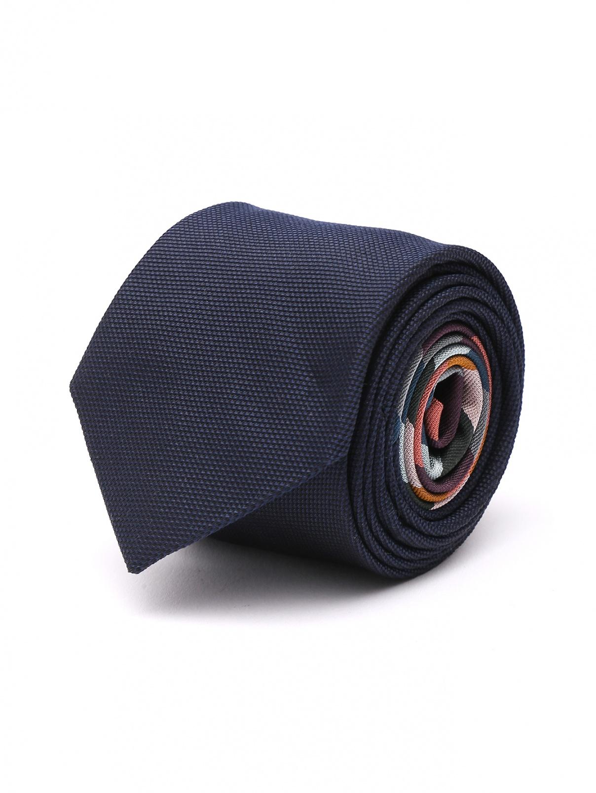 Однотонный галстук из шелка Paul Smith  –  Общий вид