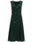 Платье из шелка с вышивкой из перламутровых бусин Paul Smith  –  Общий вид