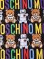 Трикотажный свитшот с узором Moschino Kid  –  Деталь